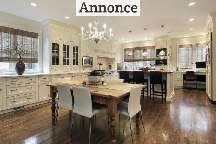 Drømmer du om ny eller nyt til din bolig? Tag et boliglån!