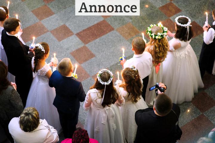 Skal I holde konfirmation i 2019? Her er hvad, du skal have styr på til den store fest